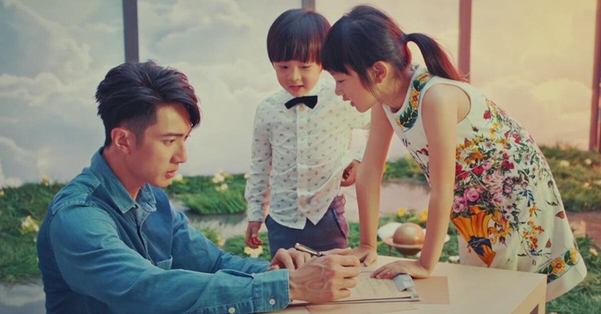 與初戀結婚最幸福,吳尊與老婆相戀到結婚22年如何成就幸福家庭