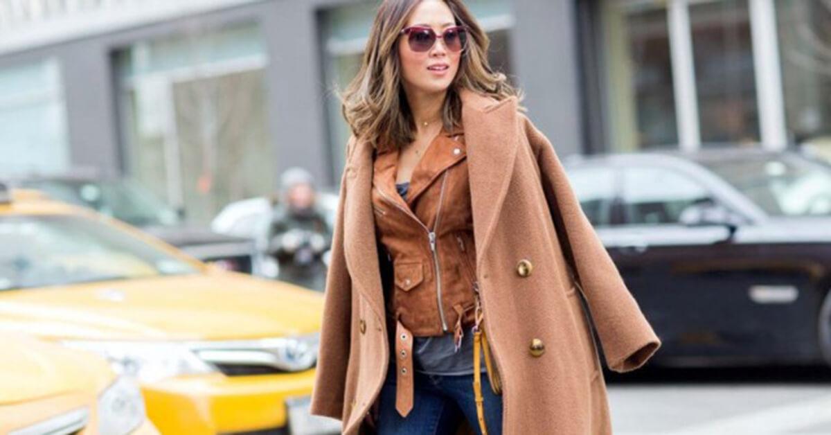 今年風衣還有更多穿法,Double-Coat雙外套穿法讓時尚更有層次