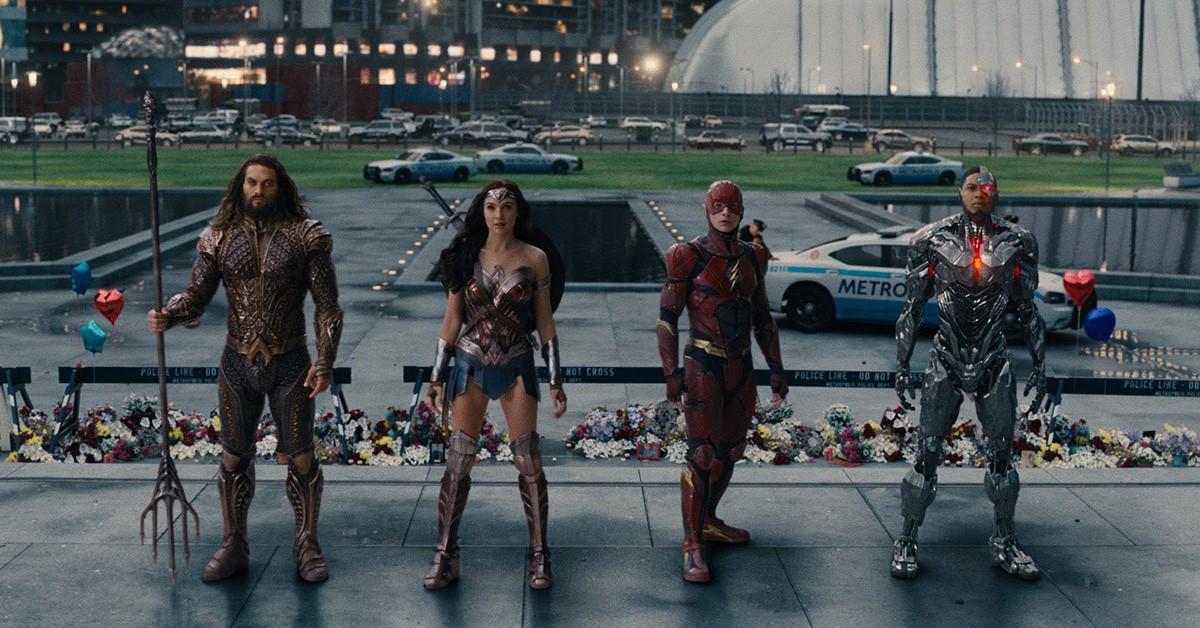 超級英雄大集合!期待已久的《正義聯盟》11月16日即將上映