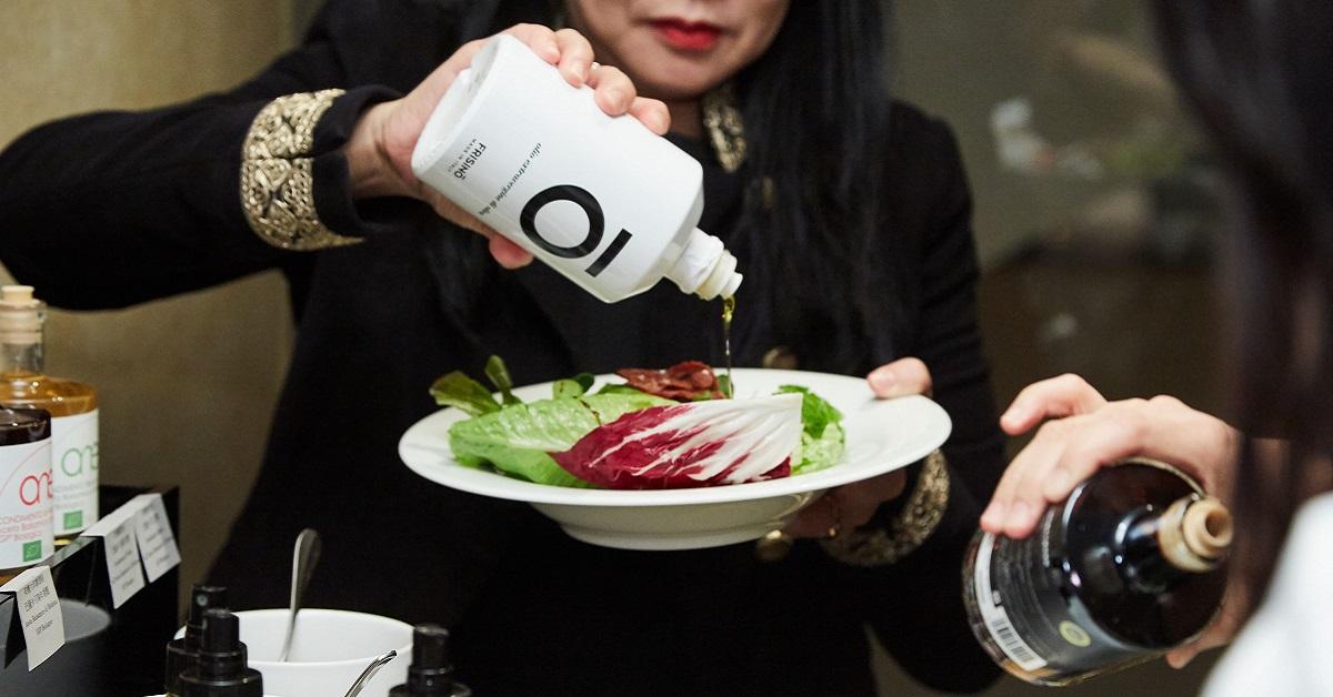 「喝好油,吃好醋,好健康」第二彈 地中海飲食健康的主要原因以及配方分享!