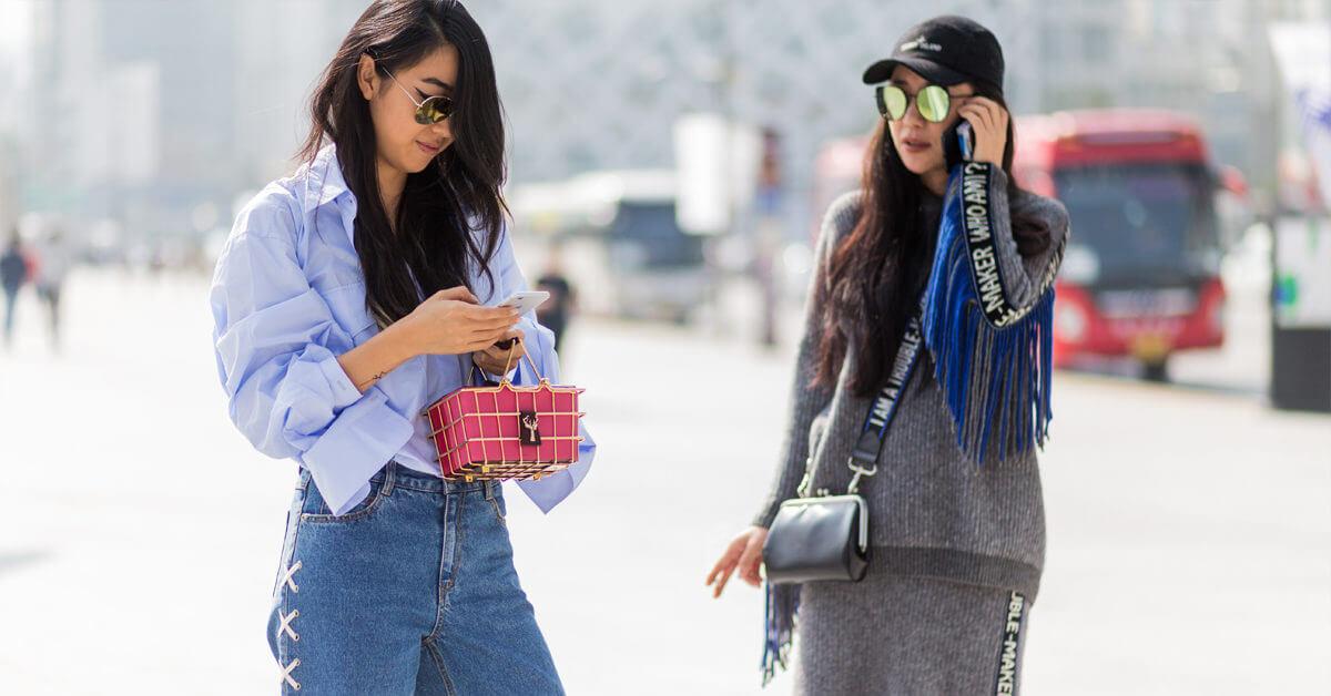 2017流行甚麼Instagram最知道,妳知道今年各國最流行的時尚單品是?