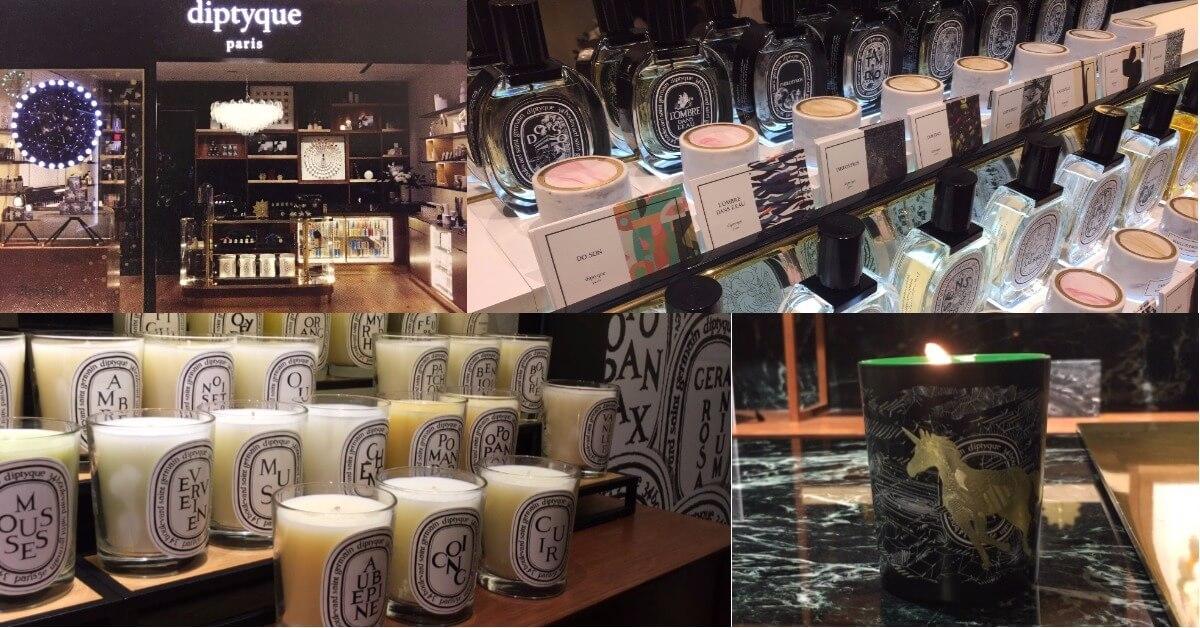 台灣首間DIPTYQUE精品店開幕,每個品項的故事都好迷人,絕對是一座香氛藝術館
