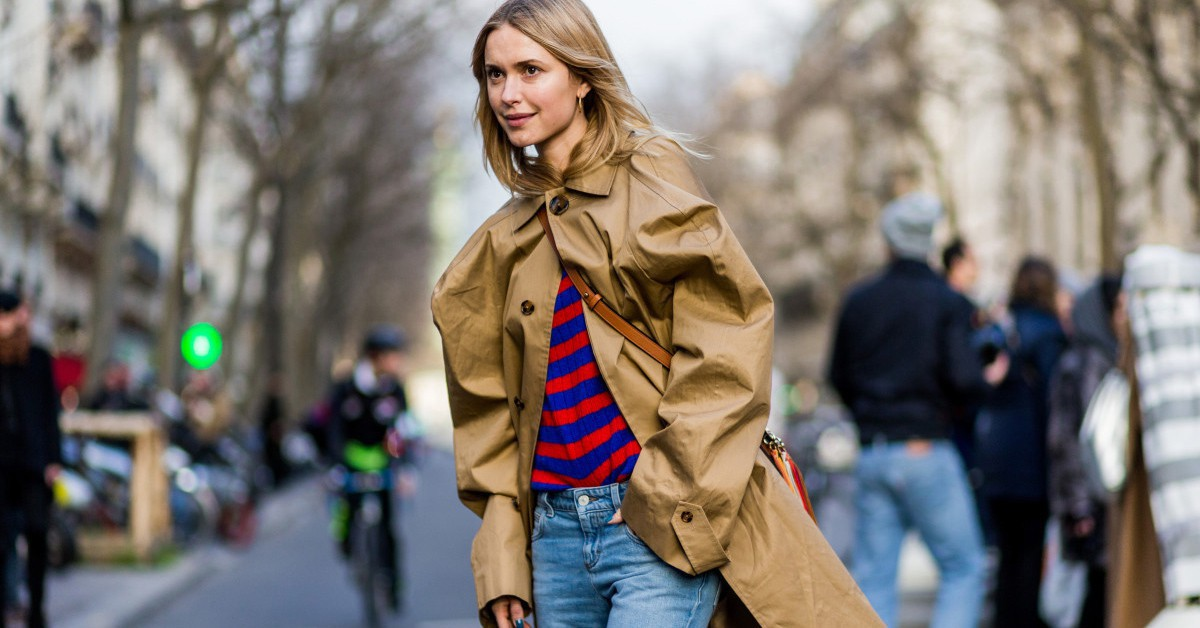 第一次約會也能用基本款輕鬆應付,學法國女人輕鬆穿衣哲學