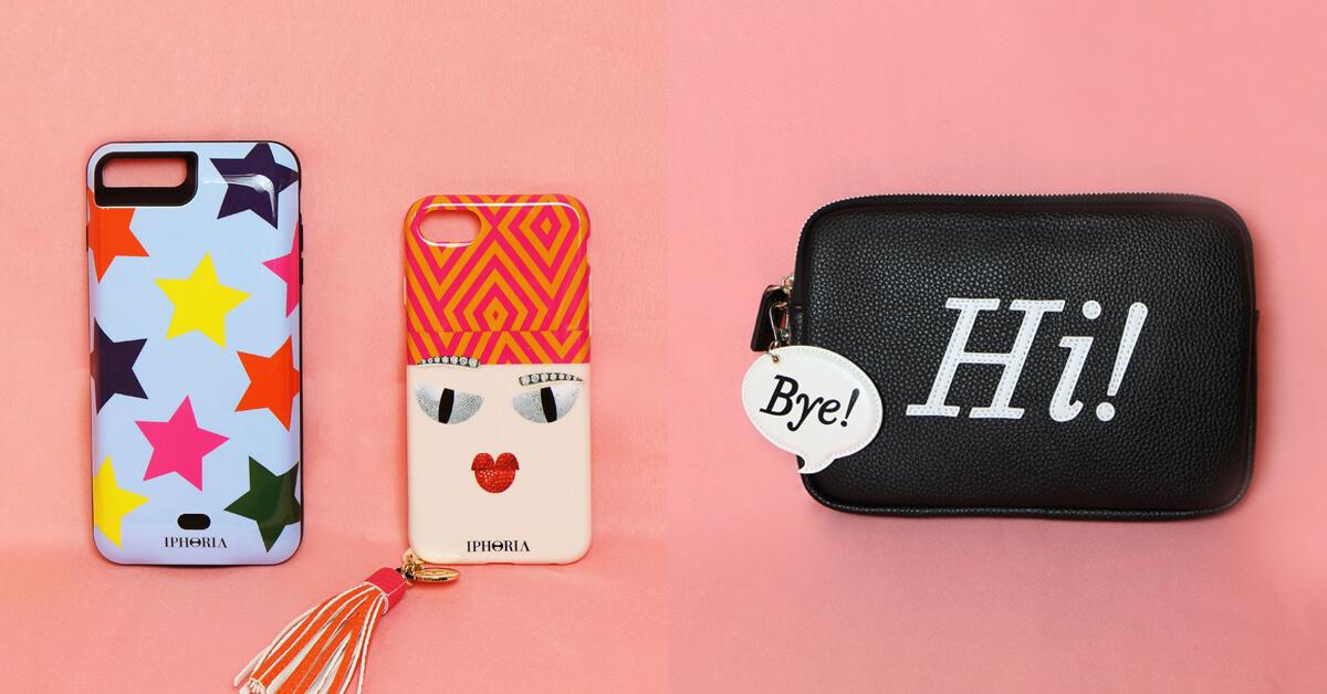 【2017聖誕倒數】聖誕也要妝點一下自己的手機,onefifteen 初衣食午讓手機殼為你的造型畫龍點睛