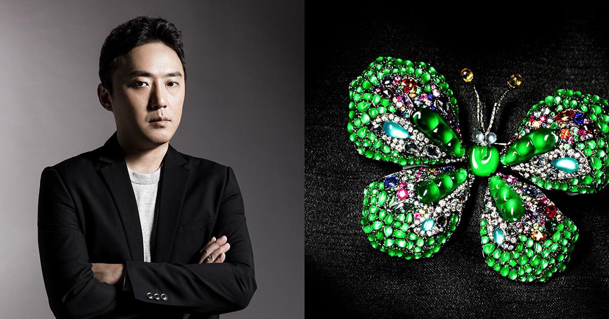 顛覆傳統!珠寶設計師MASON TSAI驚艷上海國際珠寶展打造奇幻珠寶世界!