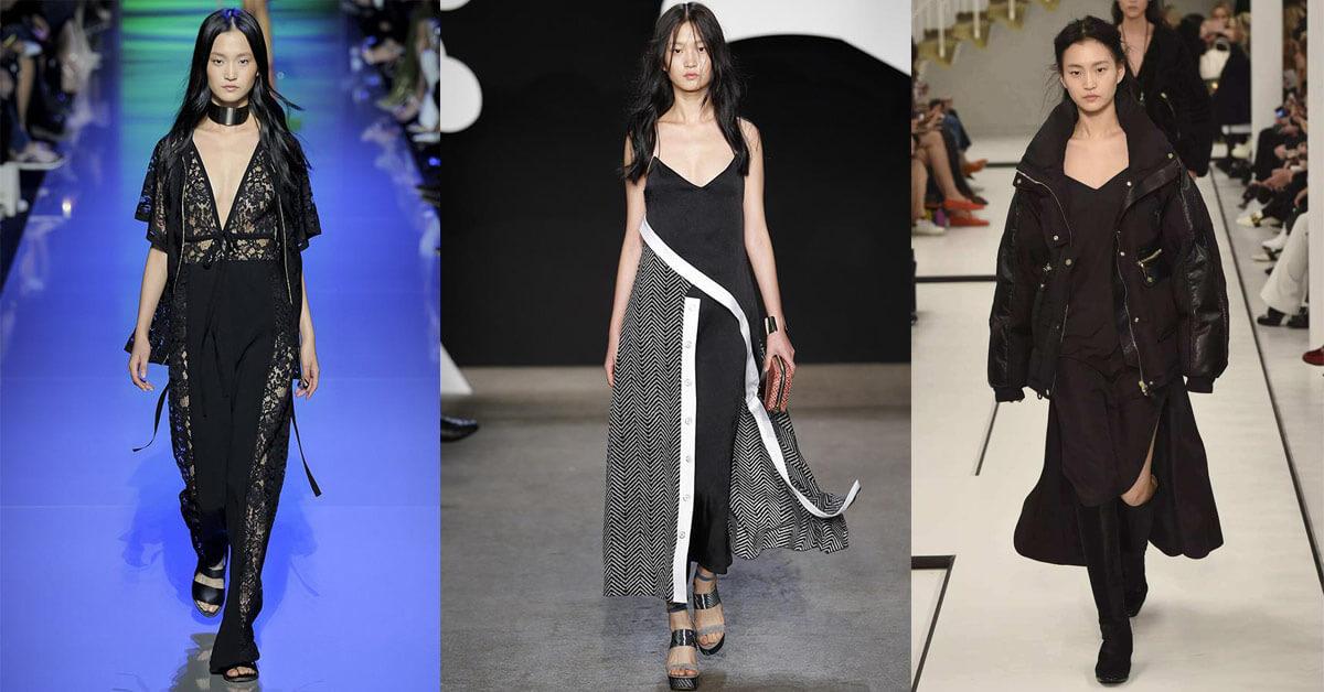 年紀輕輕卻是時尚大牌愛用模特兒!細數中國超模王新宇的時尚大秀