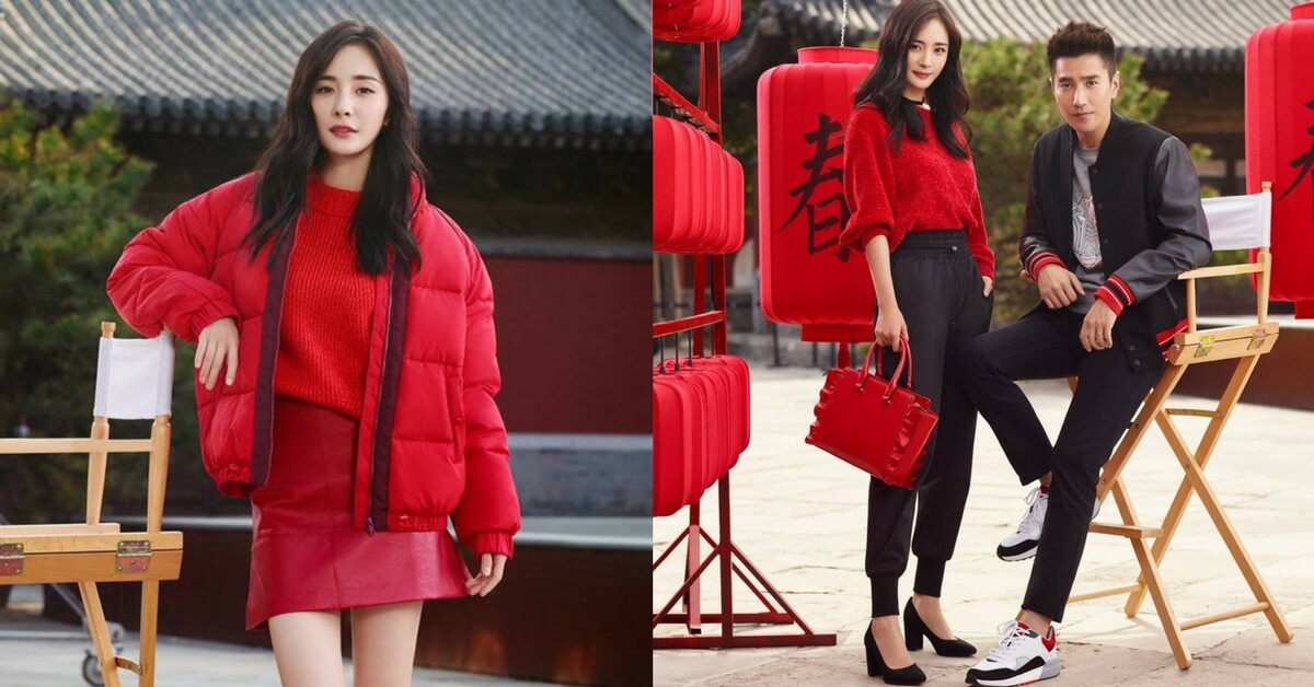 H&M太貼心!喜氣的拜年穿搭都幫妳想好,質感套裝、時髦洋裝平常上班都穿得到