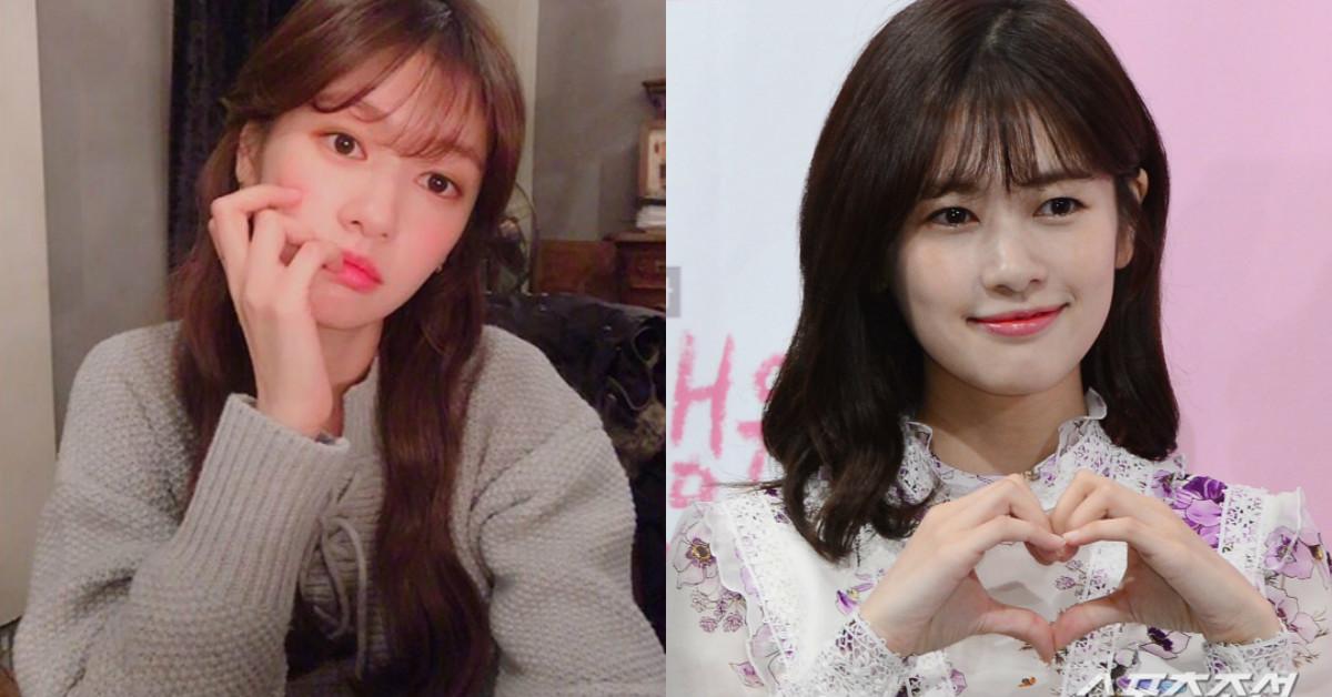 腮紅「這樣畫」好甜!學韓國女星庭沼珉的粉紅柔霧妝,美到連女生都會被融化啊!