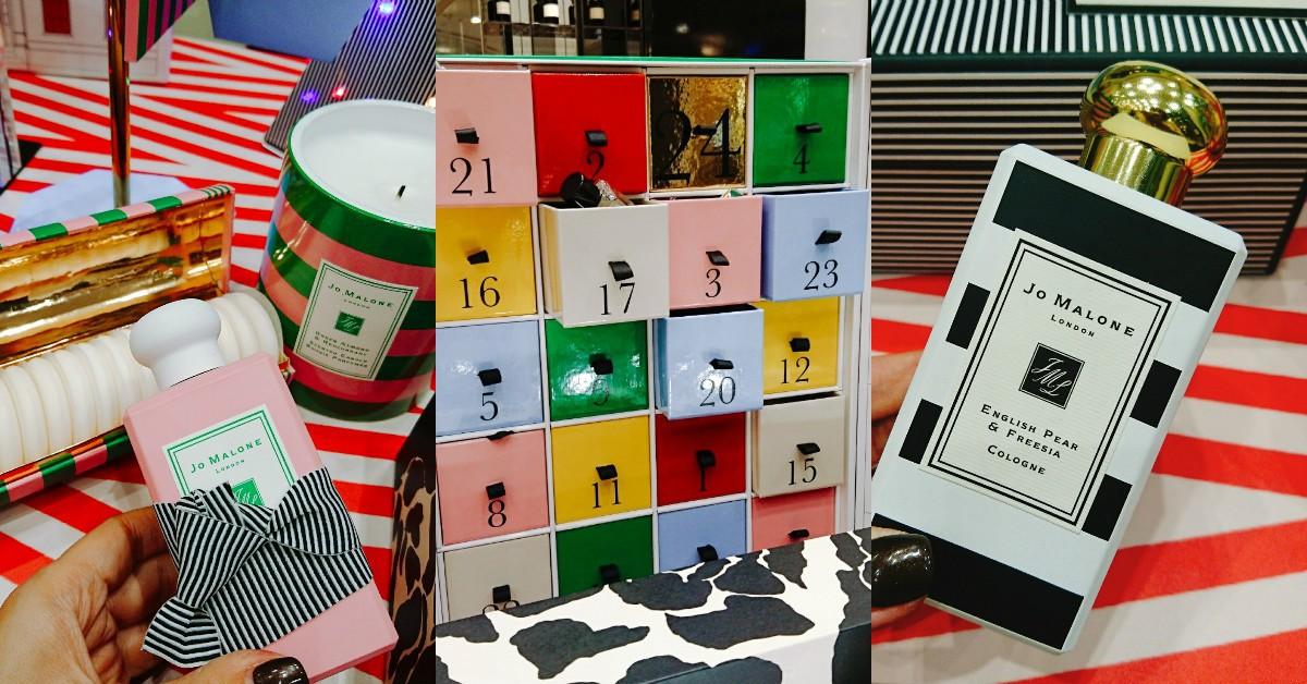 逼死人了啦!史上最周到的聖誕組合來了!盤點Jo Malone必買TOP5