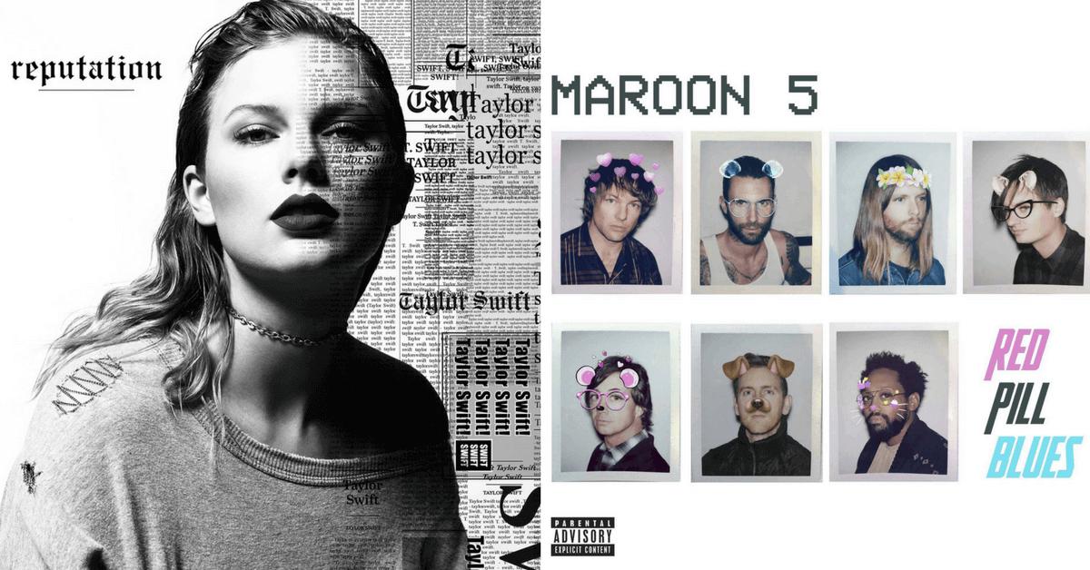 冷天氣聽好歌!妳follow音樂圈最新歌曲了嗎? 金馬感人配樂、英國天團XX消息、泰勒絲與Maroon5火辣新專輯…