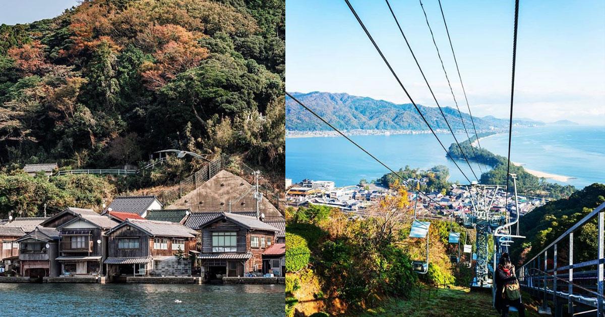 天空之城、日本水都!嚴選關西《10大必去景點》 秘境行程全收錄