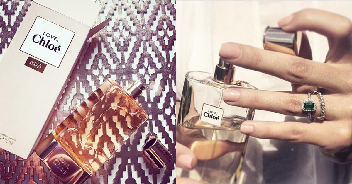 Chloé香氛迷都無法忘懷的經典香氣!已絕版的愛在Chloé女性淡香精超限量回歸,只在「這裡」販售!