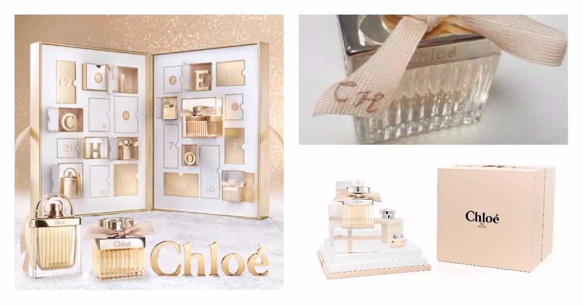 聖誕倒數禮盒再一發!Chloé驚喜倒數日曆用經典香氛堆出屬於你的許願樹