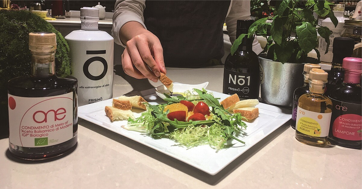 「喝好油,吃好醋,好健康」第一彈 簡單地中海料理,健康生活的小撇步與食譜分享