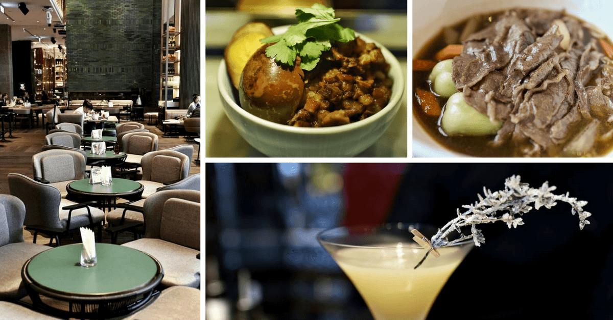 滷肉飯跟鴨肝意外超搭!台北「Woo Bar」嶄新開幕 推出三寶牛肉麵、阿嬤滷肉飯,台式美食配調酒很對味!