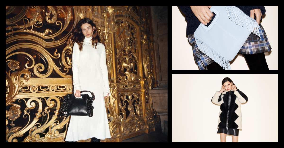 來自巴黎的輕奢華品牌襲台!maje 帶來最具法式的浪漫及風格