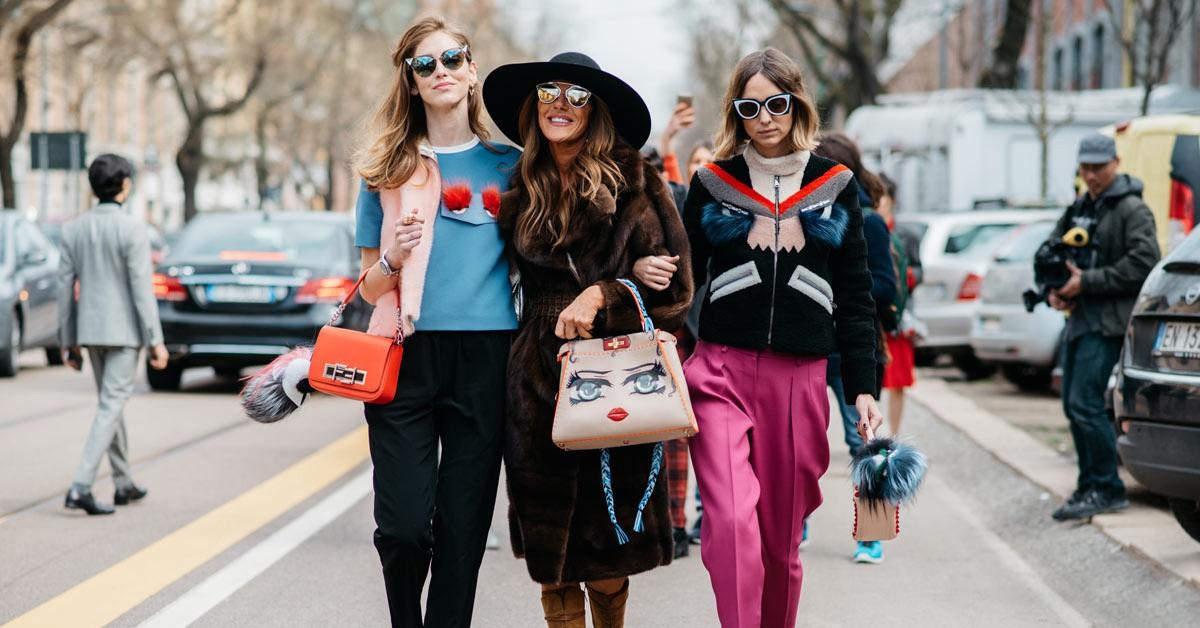 時尚不是盲目地崇尚名牌,真正的時尚者該有的四個觀念