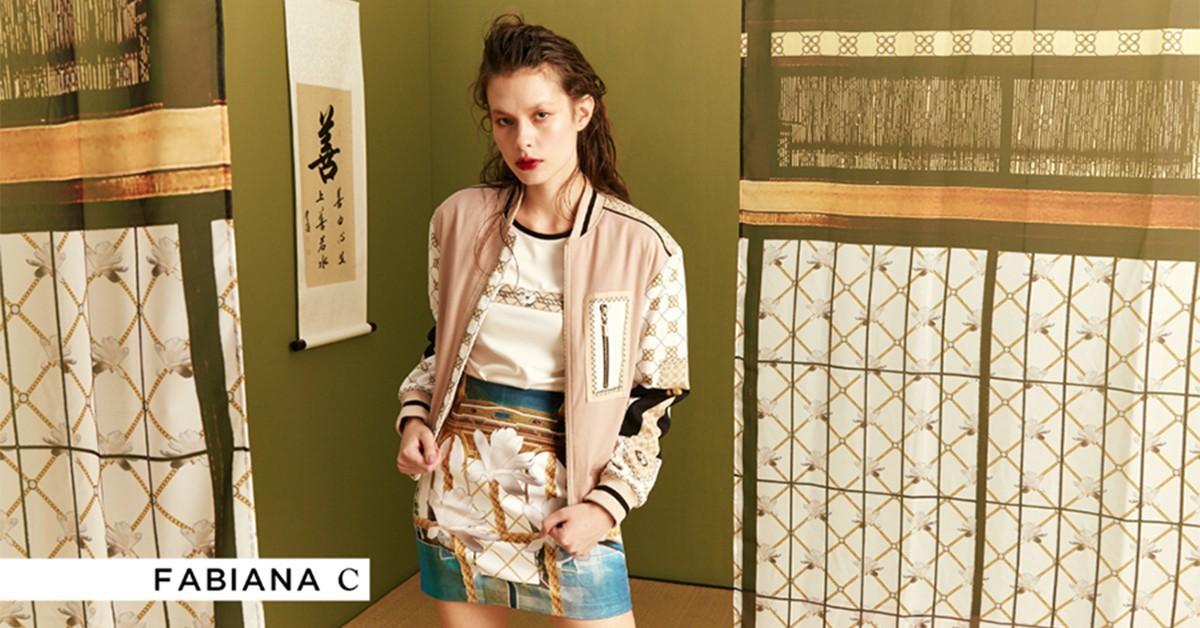 台灣設計師品牌FABIANA C上海時裝周再出發!讓女星瘋搶的18春夏現在就可以買