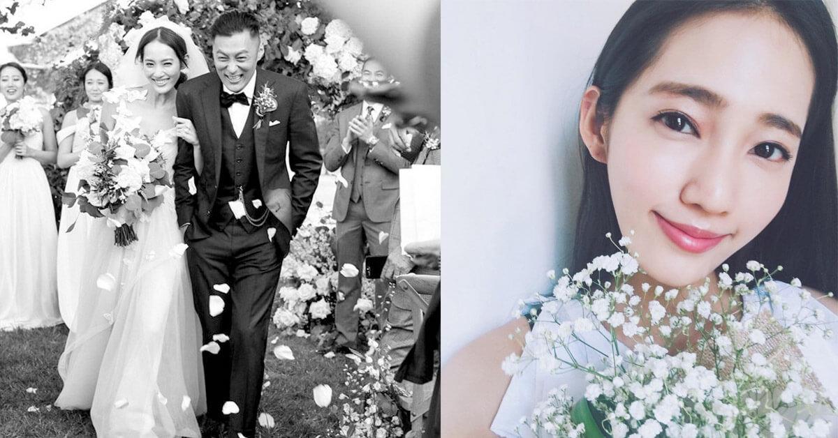男神余文樂與王棠云結婚了!IG閃PO婚照:「我一定會把幸福帶給你,我一定會好好的照顧你」