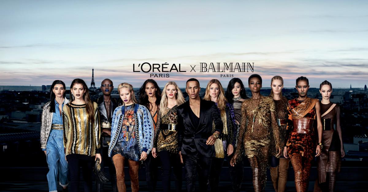 不只是唇彩,更是一種態度!L'Oreal Paris x BALMAIN聯名唇彩來了!海外代購一支上千,台灣只賣半價,那麼佛心,還不趕快去搶!