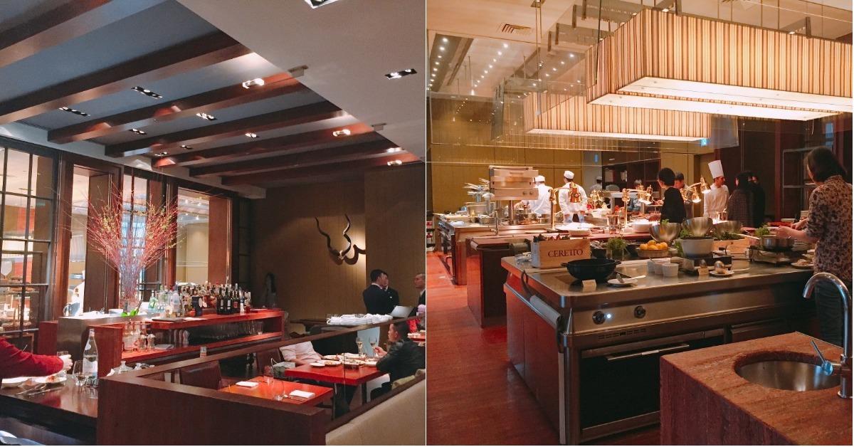 以為來到《廚神當道》現場,台北文華東方酒店Bencotto全新早午餐,睡到自然醒再來品嘗整隻波士頓龍蝦