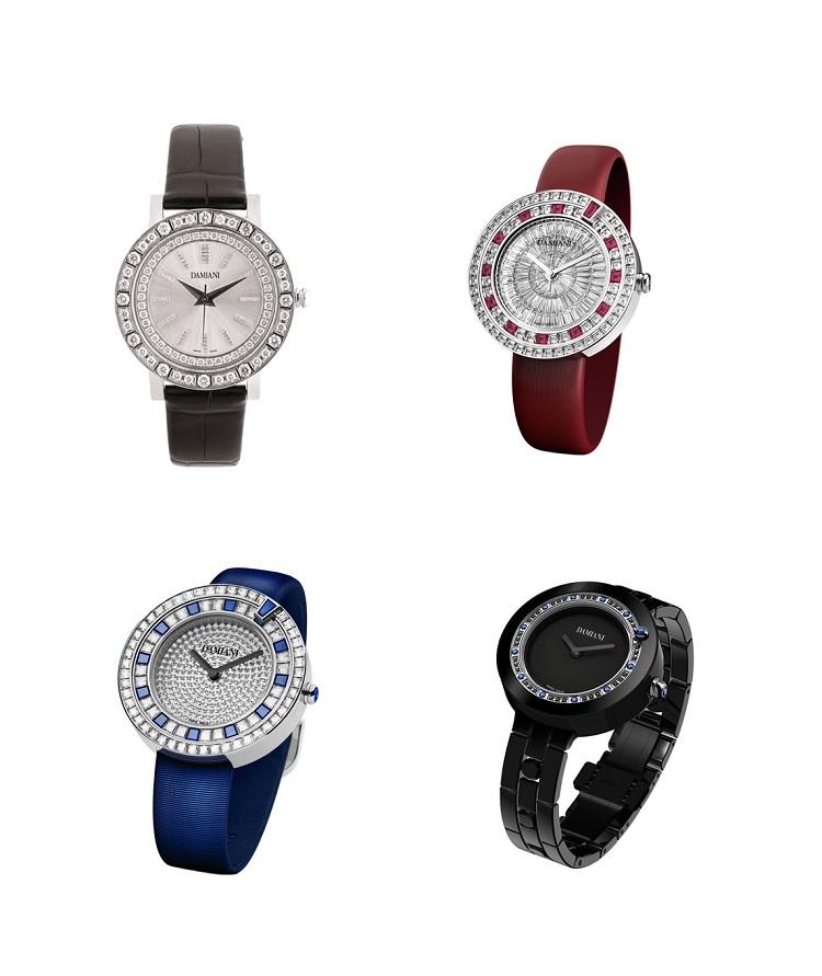 Belle Époque美好年代 珠寶腕錶系列