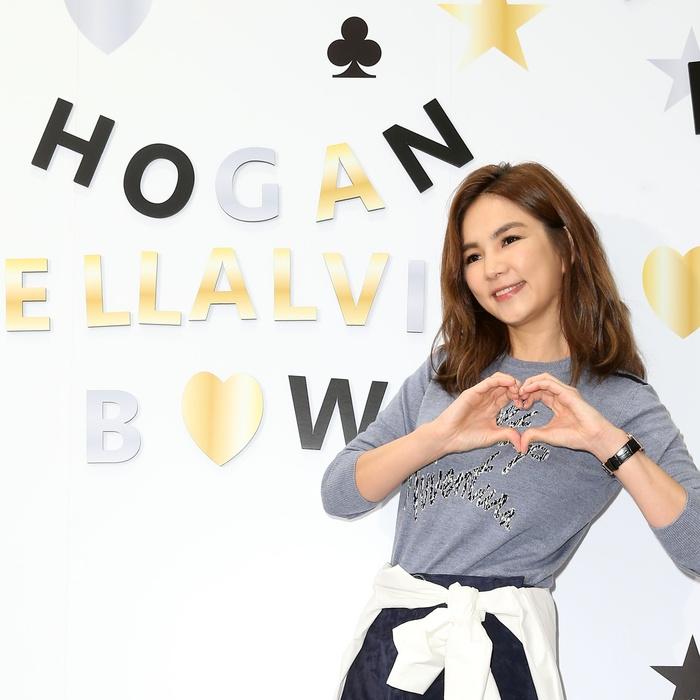 ELLA 陳嘉樺產後首場時尚活動  公開快速瘦身不飄孕味的密技