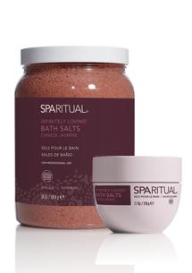 SPARITUAL茉莉精油海鹽,218g,2160元