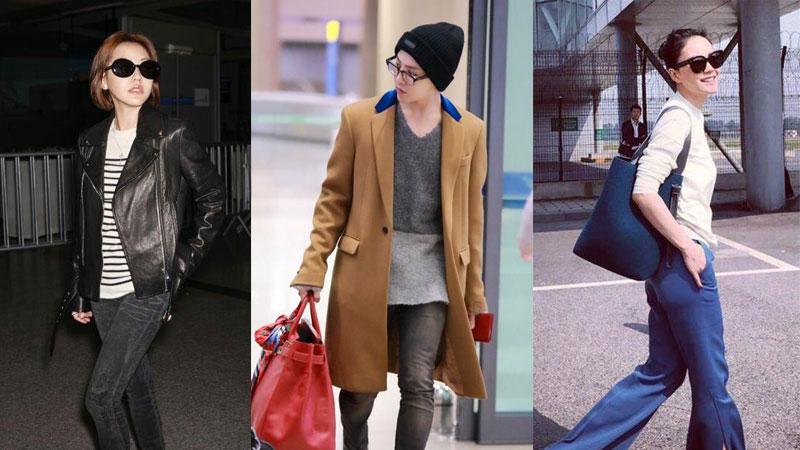 小S、GD、王菲都在穿的五種單品,讓你長途飛行時尚又舒服