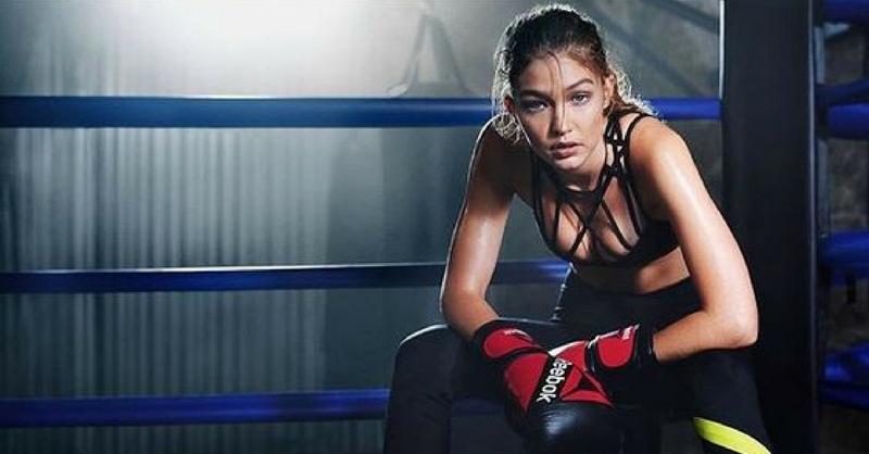 女生要健身更要會防身! 學Gigi Hadid 開始練拳擊,常坐在辦公室的妳其實也做得到!
