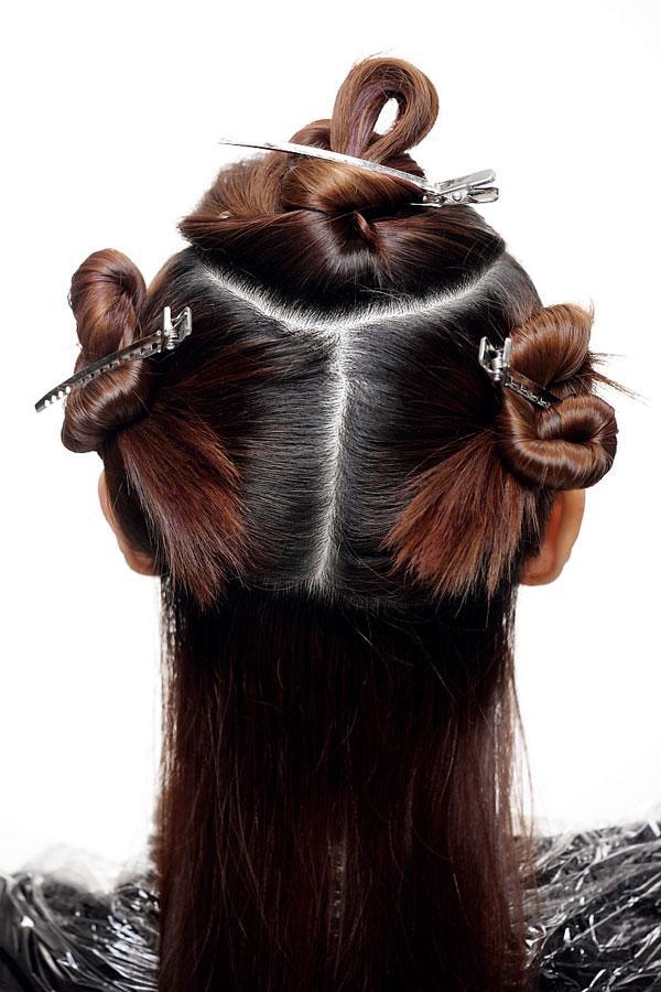 居家染髮重點步驟
