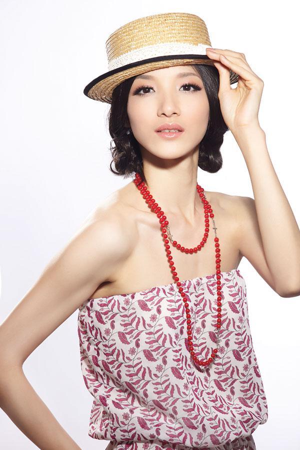 編織涼感草帽