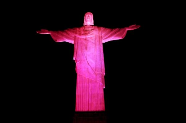 巴西_里約熱內盧基督像
