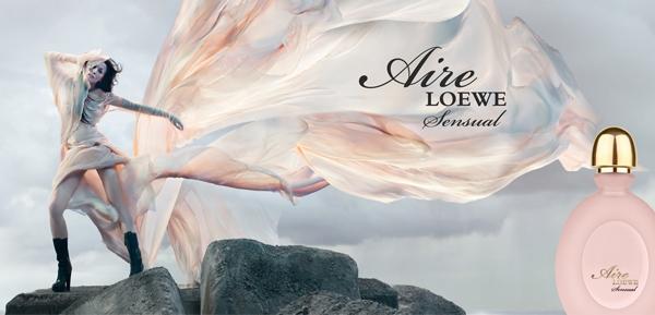 西班牙經典香氛LOEWE 2013推出全新漫舞天光淡香水 要用味道填滿幸福
