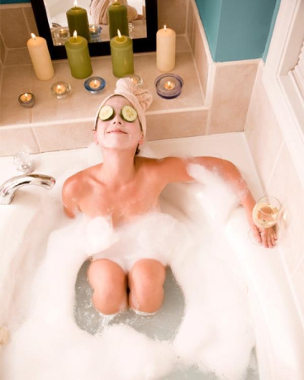 善用泡澡時光讓內外徹底放鬆