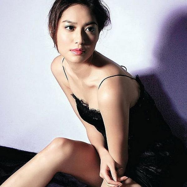 凱渥名模 白歆惠 圖片來源:bbs.flash2u.com.tw