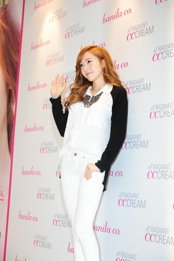 少女時代 Girls' Generation 潔西卡Jessica