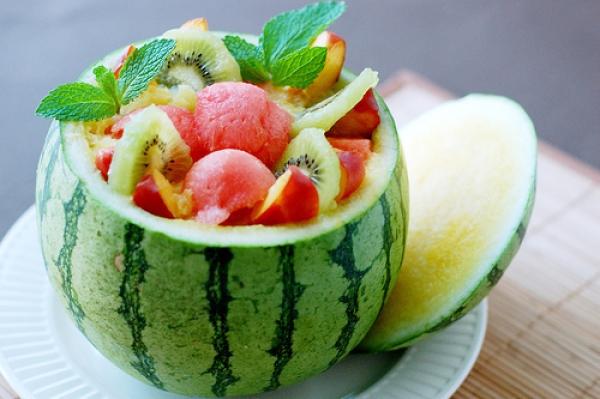 多多攝取蔬菜水果