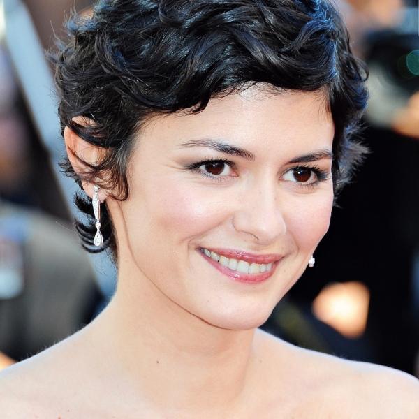 法國女星Audrey Tautou