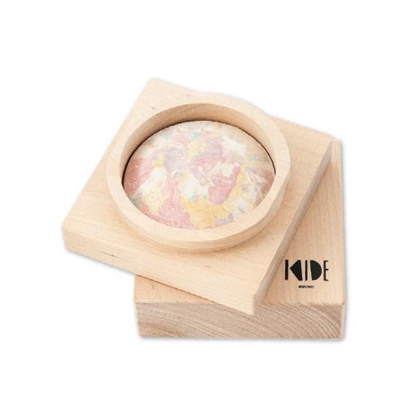 KIDE NE 鑽石礦物調色蜜粉,10g,2,450元。