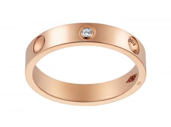 LV 新娘珠寶系列 $58,000
