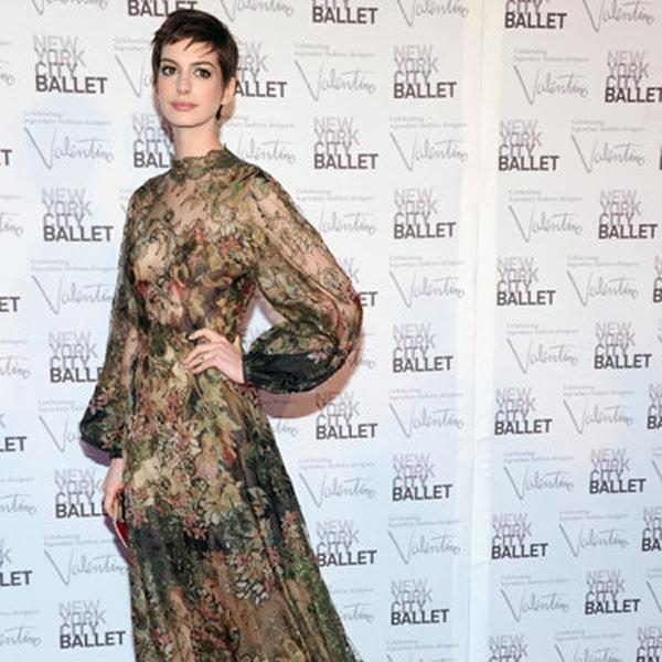 安海瑟威Anne Hathaway 圖片來源: sg.news.yahoo.com