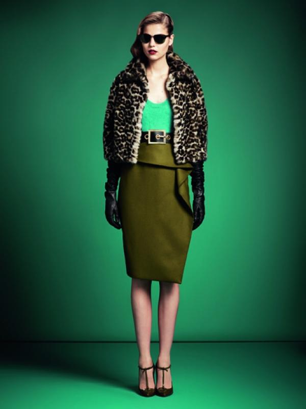 Gucci 2013早秋女裝系列