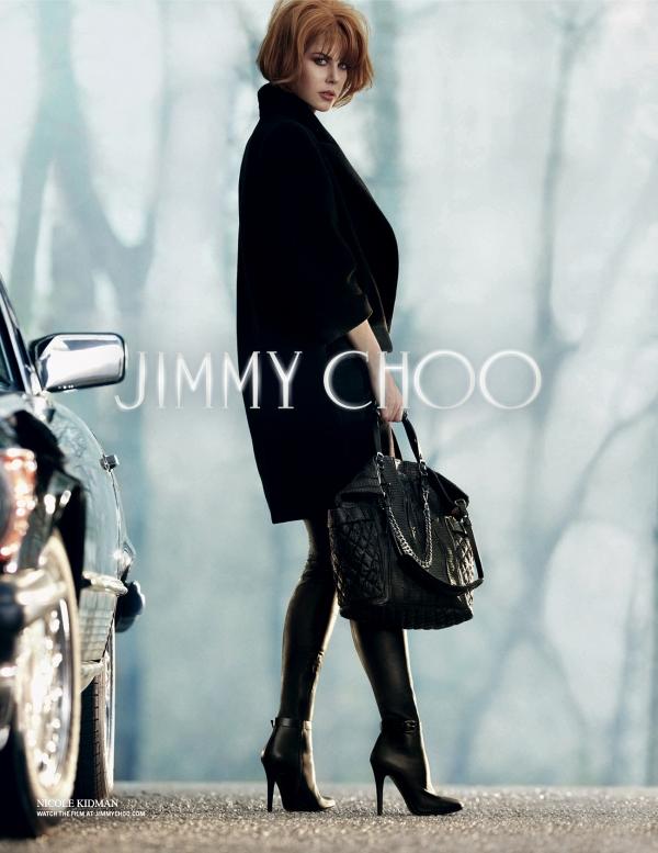 Jimmy Choo 2013秋冬廣告 Nicole Kidman
