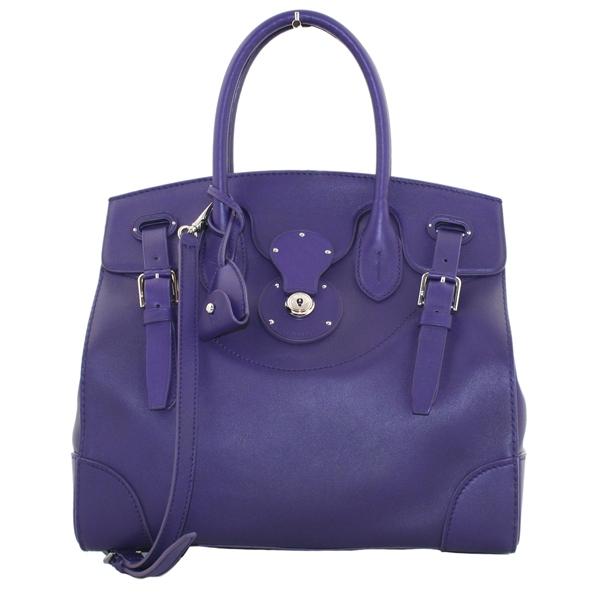 Ralph Lauren 2013 Soft Ricky Bag NT$74,480元.