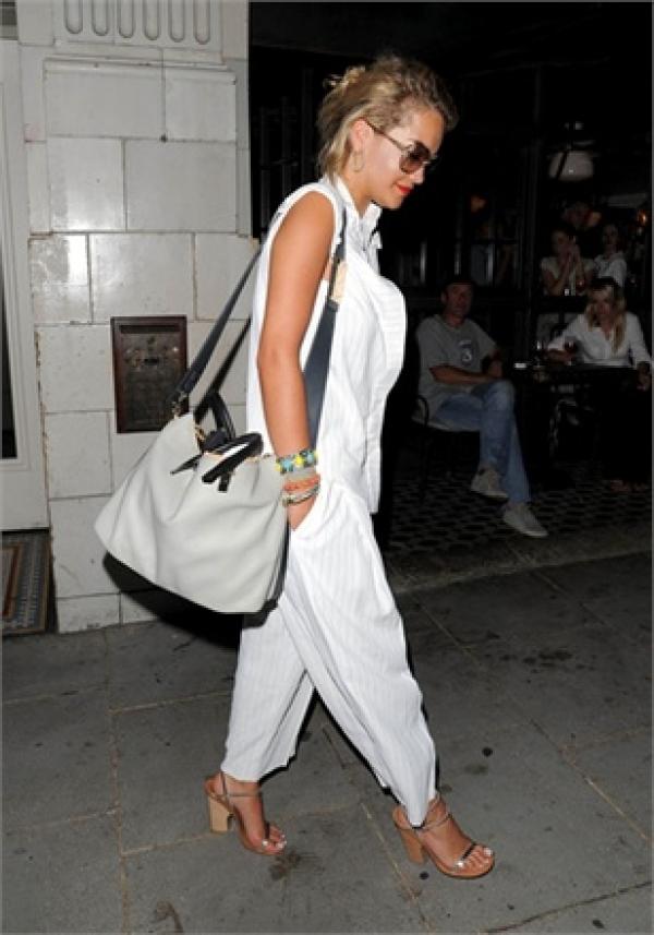 流行歌手Rita Ora