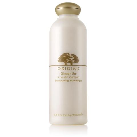 ORIGINS 薑味暖暖香氛洗髮精,200ml,670元。