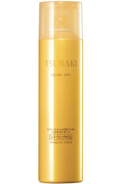TSUBAKI 頭皮SPA按摩精華,130g,330元。