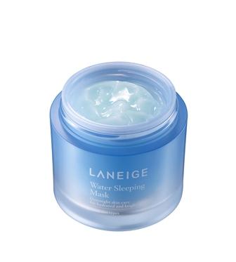 LANEIGE 睡美人香氛水凝膜-淨亮保濕升級版,70ml,990元。