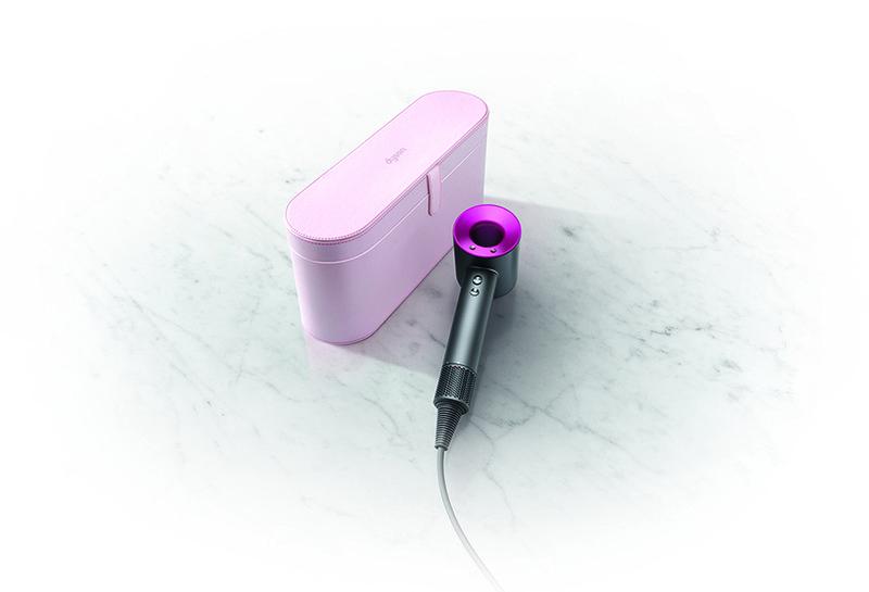 (開箱) 粉紅控看過來! dyson 吹風機 限量粉紅開箱影片來了